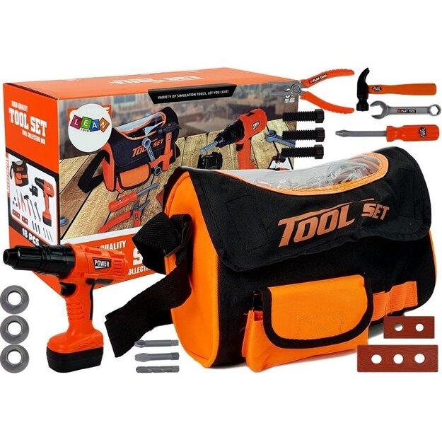 "Instrumentu komplekts ar somu ""Tool Set"""